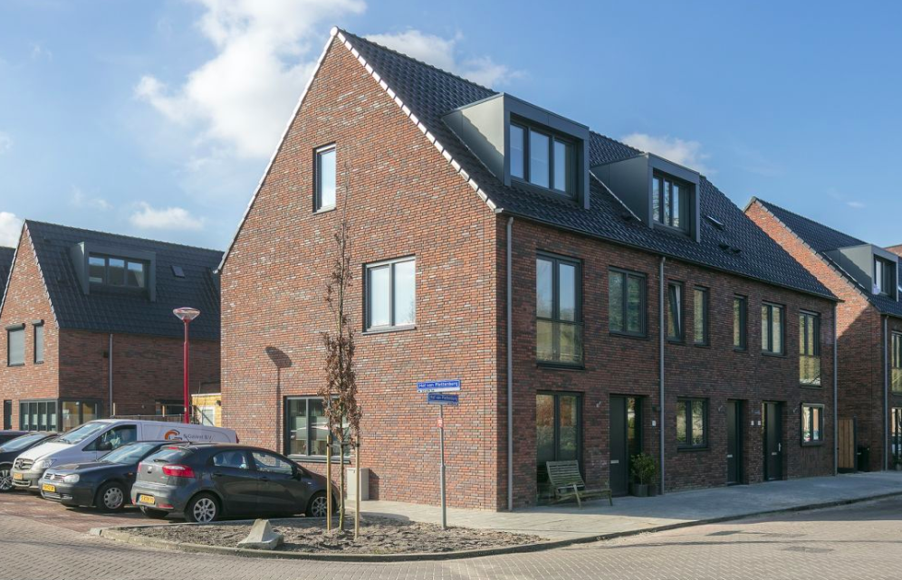 Eerste Nul op de meter-woningen in Nieuwegein