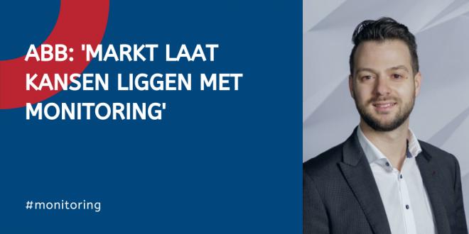 ABB: 'Markt laat kansen liggen met monitoring'