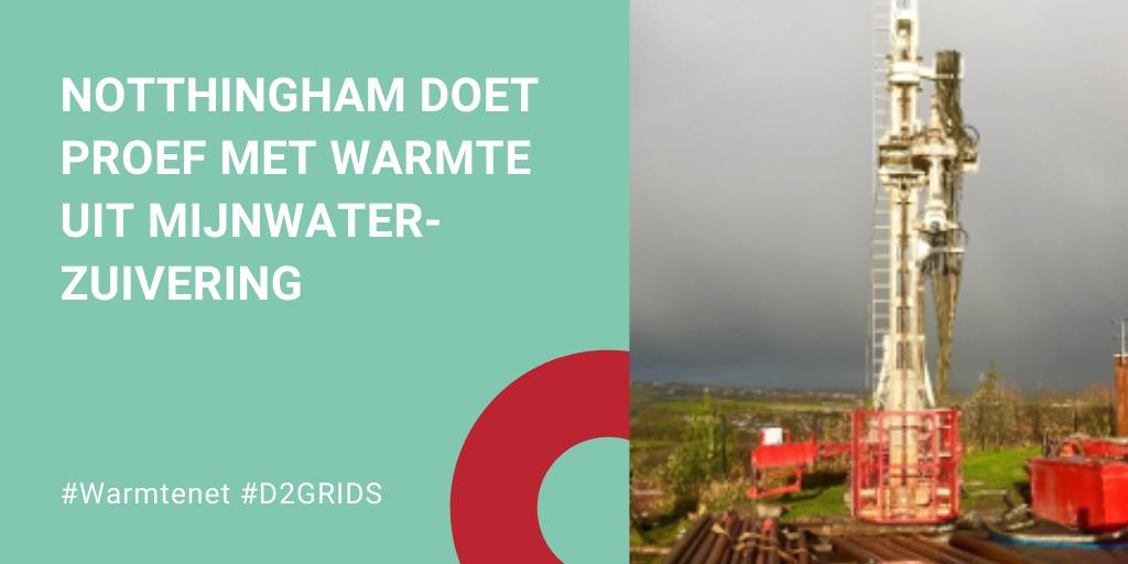 Notthingham Durham Mijnwaterzuivering