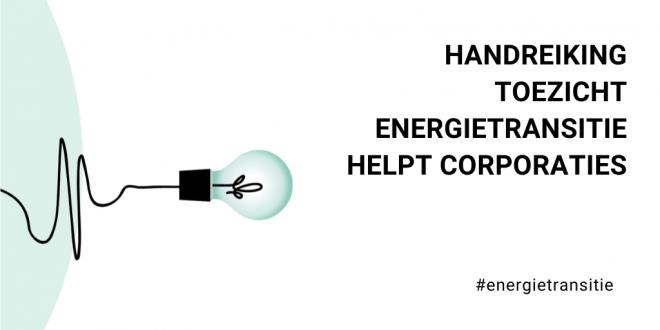 Handreiking Toezicht op Energietransitie helpt