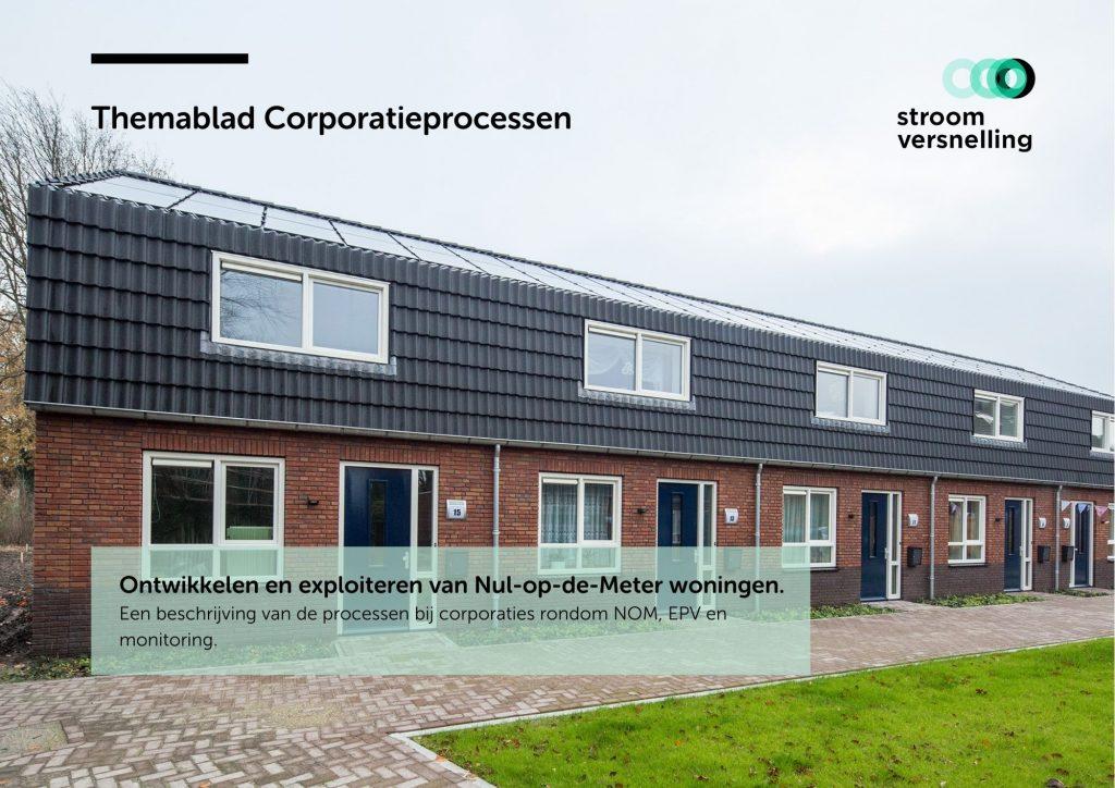 Themablad Corporatieprocessen voorzijde
