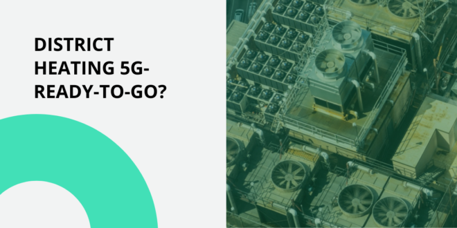 District heating 5G-ready-to-go?